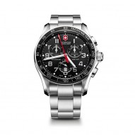 241443 - Swiss Army Watch Chrono Classic Xls , Quartz Chronograph Eta 251.272 With Diameter 45 Mm