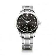 241473 - Swiss Army Watch Alliance Quartz Ronda 715 With Diameter 40 Mm
