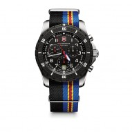 241678-1 - Swiss Army Watch Maverick Sport Chronograph Quartz Chronograph Ronda 5030-d With Diameter 43mm