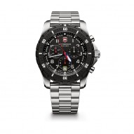 241679 - Swiss Army Watch Maverick Sport Chronograph Quartz Chronograph Ronda 5030-d With Diameter 43mm