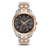 Bulova Curv - The Worlds First Curved Chronograph Movement
