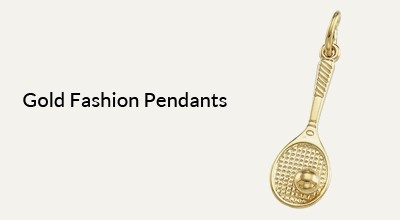 Gold Fashion Pendants