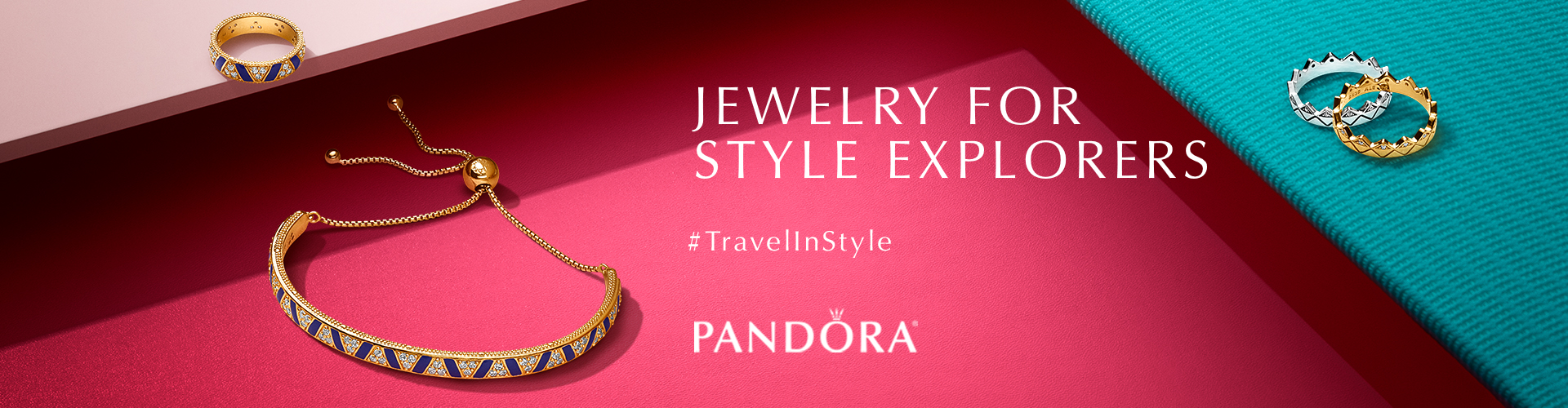 Pandora Jewelry For Style Explorers