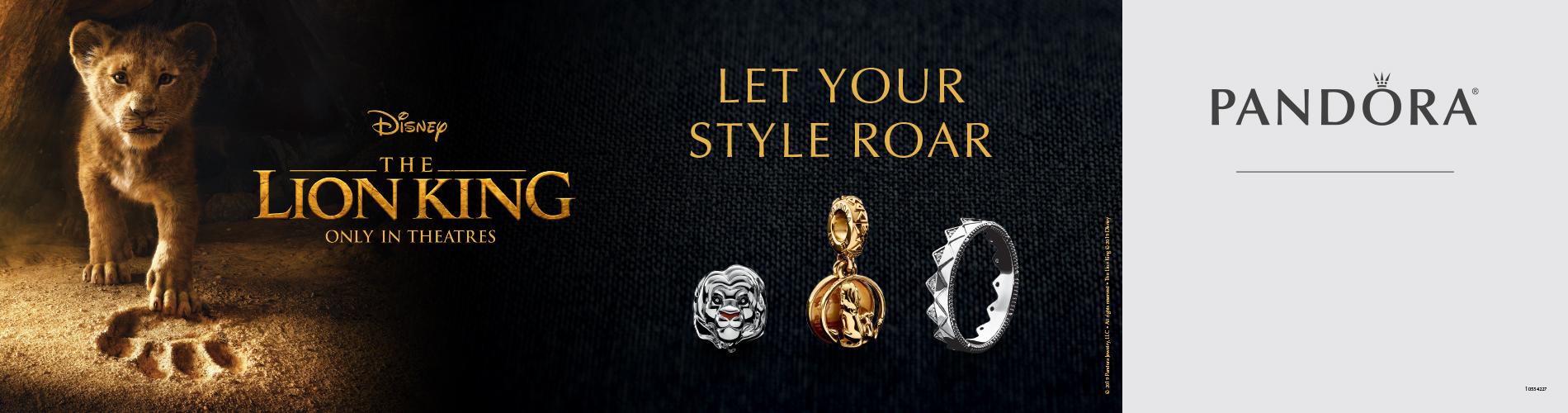 Let your Style Roar - Pandora